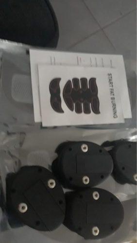 Kit Stimulateur EMS Abdominaux et Bras PushUpMonster™ photo review