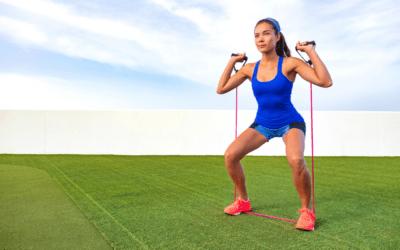Bandes élastiques : un outil d'entraînement indispensable pour le fitness et la musculation